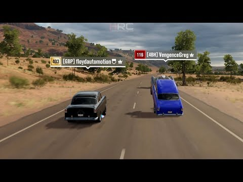 Forza Horizon 3 | Street Grudge Racing | Big Money Runs, Ups
