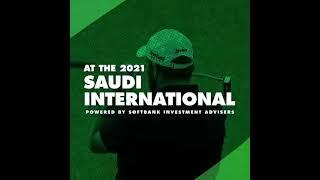 𝗜𝗧'𝗦 𝗦𝗛𝗢𝗪𝗧𝗜𝗠𝗘. The 2021 Saudi International powered by SoftBank Investment Advisers