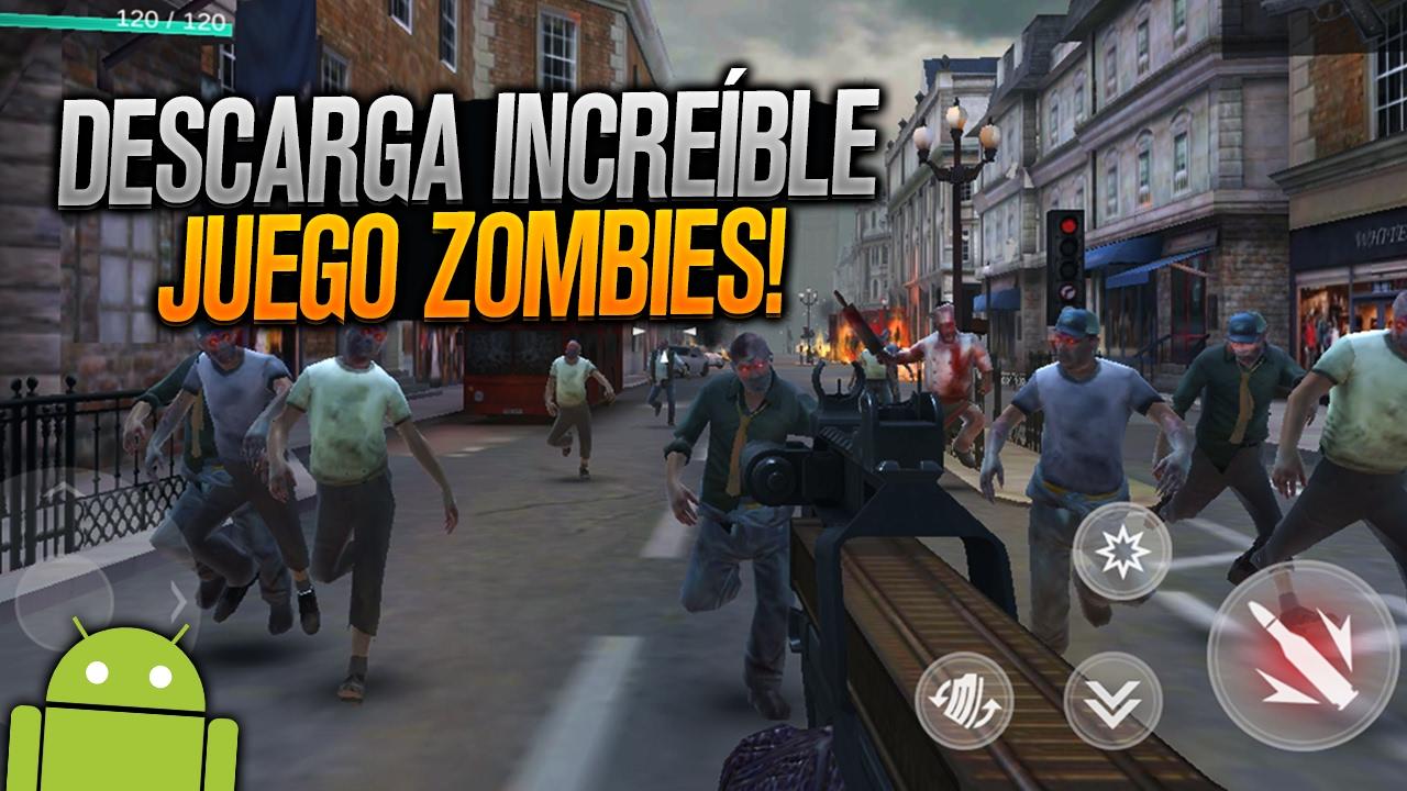 Descarga Increible Nuevo Juego De Zombies Para Android Apk Youtube
