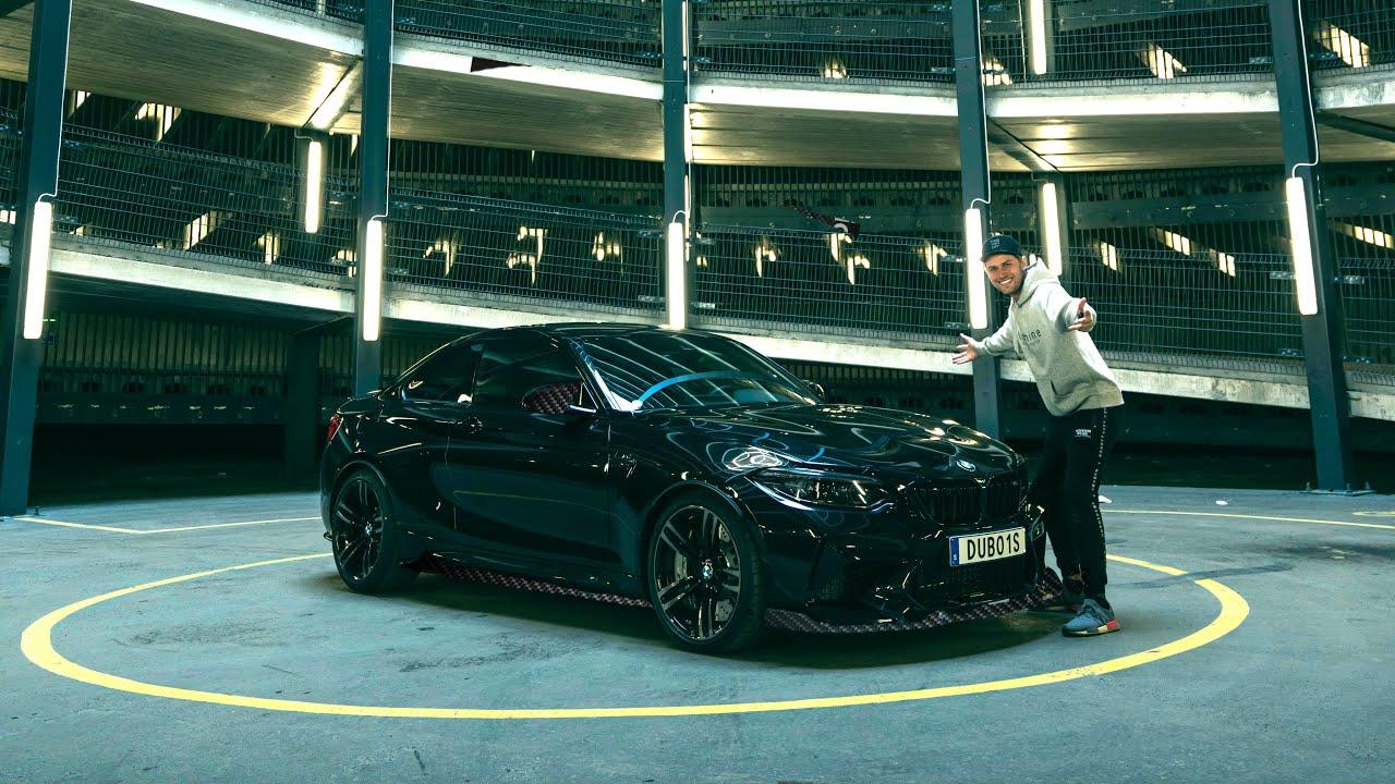 NU SKA BMW M2:AN BÖRJA BYGGAS OM FÖR 150 000:-
