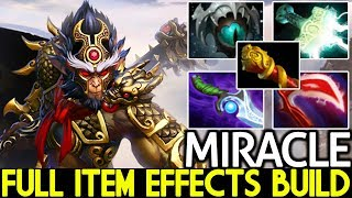 Miracle- [Monkey King] Crazy Mid with Full Effects Build 7.21 Dota 2