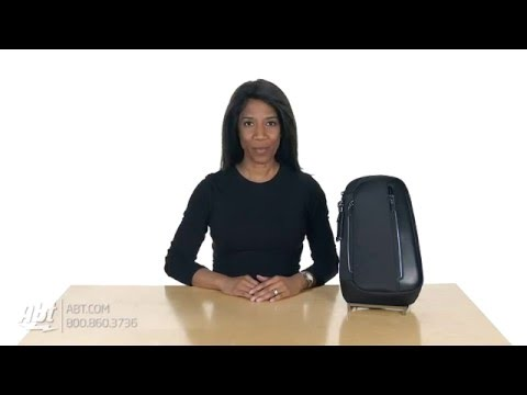 Tumi Arrive Black Massena Sling Bag 255010D2 - Overview