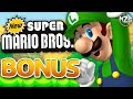 New Super Mario Bros. DS Gameplay Walkthrough - Bonus Episode - 100% Complete! All Mini Games!