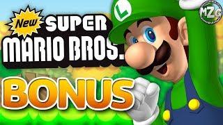 New Super Mario Bros DS Oyun İzlenecek - Bonus Bölüm - 100% Tamamlandı! Tüm Mini Oyunlar!