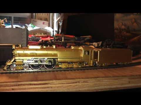New HO Brass Lady Baltimore 4-4-4 J-1 B&O Ohio NJ Custom Maryland Washington DC