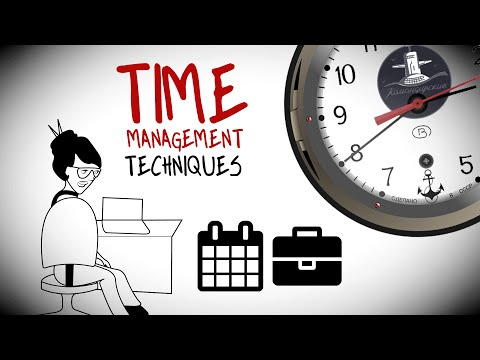 Why time management is so important