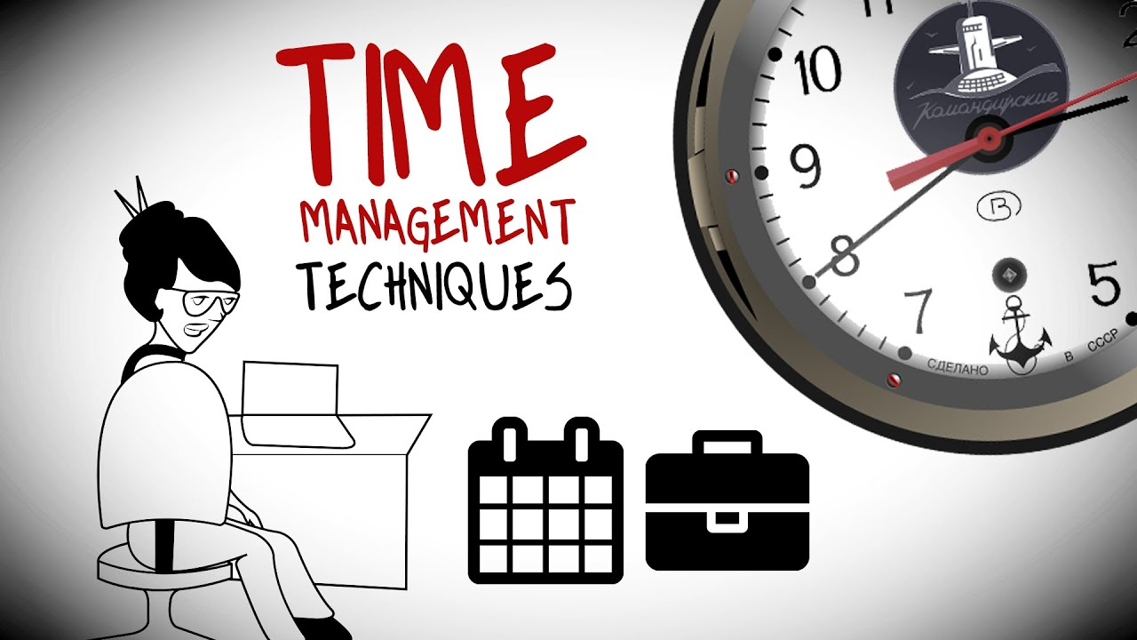 Time Management Techniques For Stress Free Productivity YouTube – Time Management