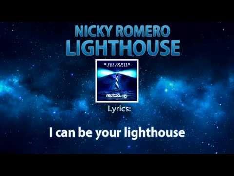 NICKY ROMERO - LIGHTHOUSE    [OFFICIAL, HD, LYRICS ON SCREEN]