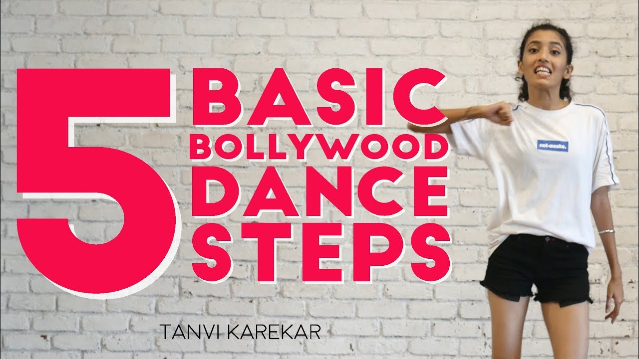 Download 5 Basic Bollywood Dance Steps for Beginners