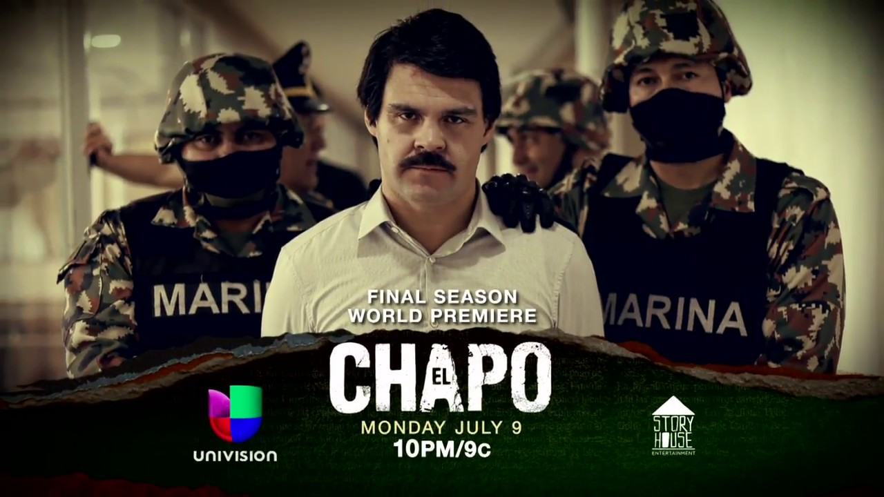 Univision Releases New Trailer for 'El Chapo' Season 3, Announces
