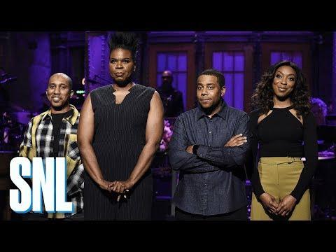 Black History Presentation - SNL