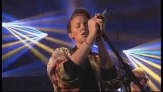 New Order Feat La Roux at Maida Vale