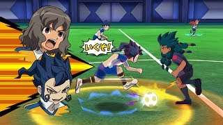 Inazuma Eleven Go Strikers 2013 Custom Raimon GO Vs Destructchers Wii 1080p (Dolphin/Gameplay)