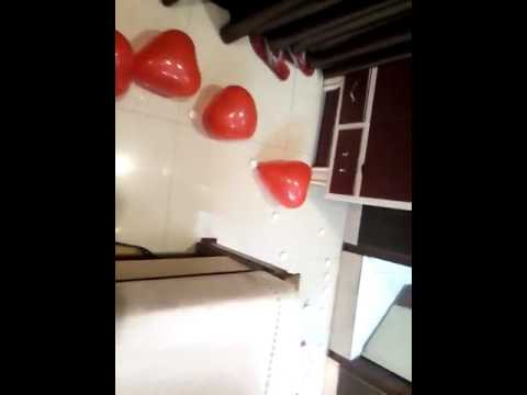 Girlfriend Birthday decoration YouTube