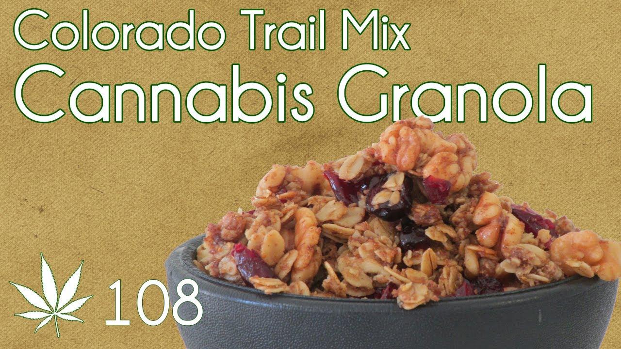 Recipe: Colorado Granola Trail Mix · Sweet Stone