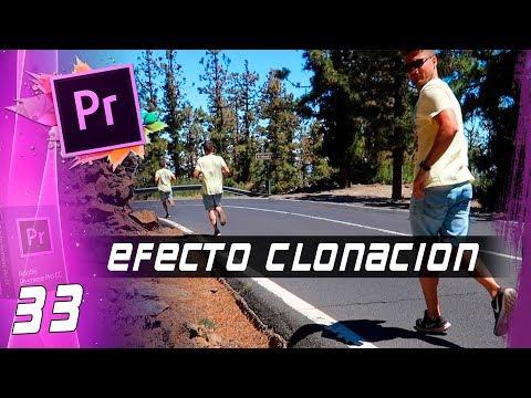 EFECTO CLONACIÓN   Cap: 33   Curso Adobe Premiere Pro CC 🎬