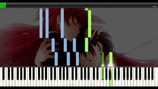 SukaSuka 『すかすか』 - Always in my Heart - Piano Tutorial (Synthesia)