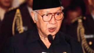Pidato terakhir Soeharto MP3