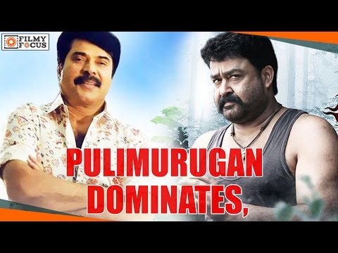 Mohanlal's Pulimurugan Malayalam Movie...