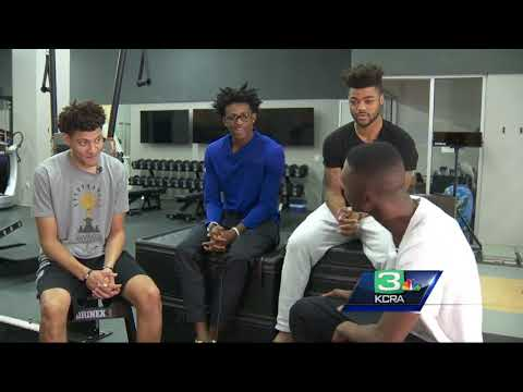 What the Sacramento Kings rookies think about each other