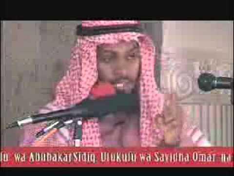 Uharamu Wa Nyimbo Na Muziki-Sheikh Nurdin Kishki thumbnail