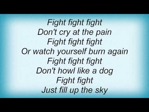 Cure - Fight Lyrics