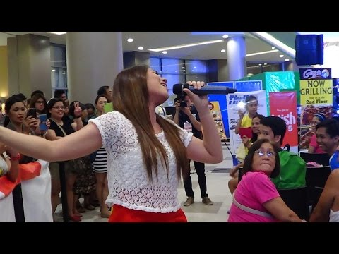 MORISSETTE AMON - Love On Top (Robinsons LP LIVE!)