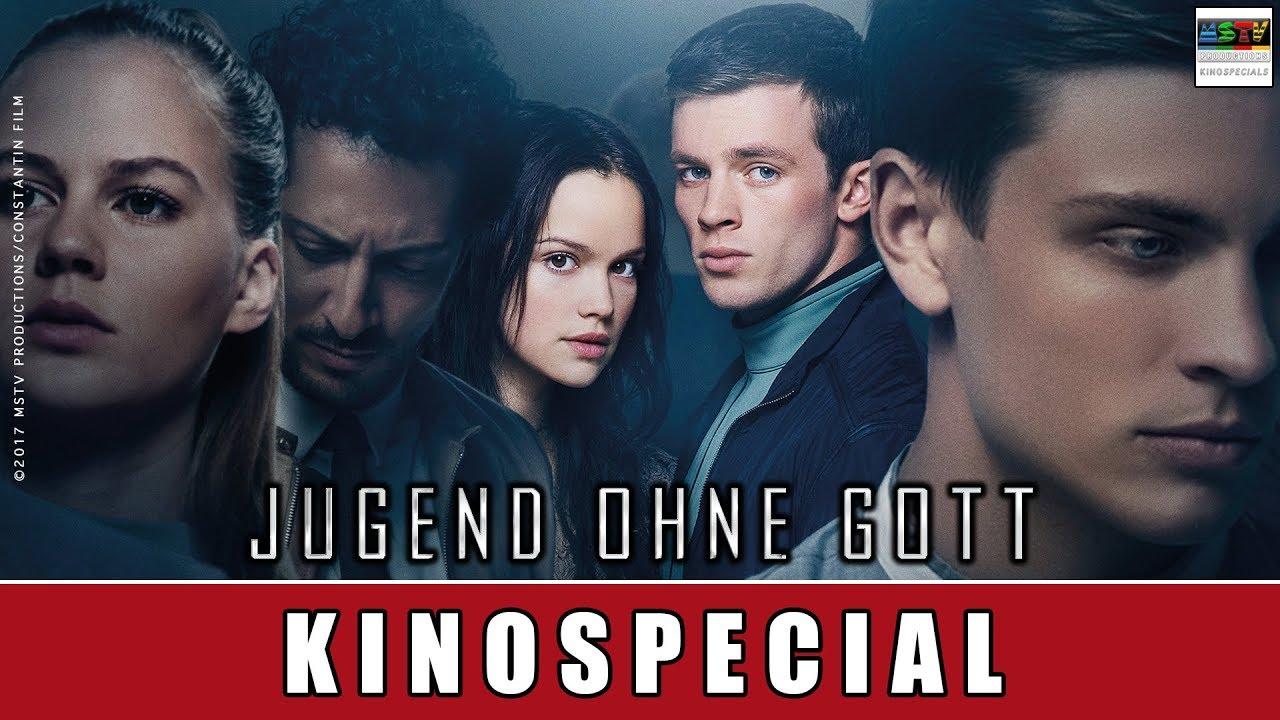 Jugend ohne Gott - Kinospecial | Jannis Niewöhner | Jannik Schümann | Emilia Schüle