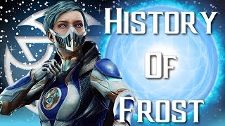 History Of Frost Mortal Kombat 11 REMASTERED
