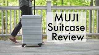 Away Luggage Killer! Muji Suitcase Review