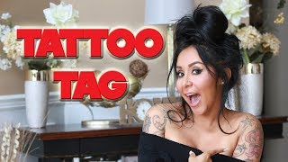 SNOOKI'S TATTOO TAG