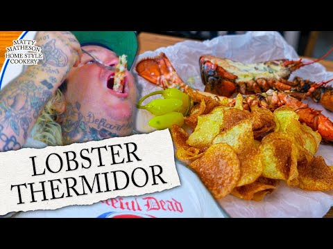 Lobster Thermidor with Salt & Vinegar Chips | Homestyle Cookery with Matty Matheson Ep. 14