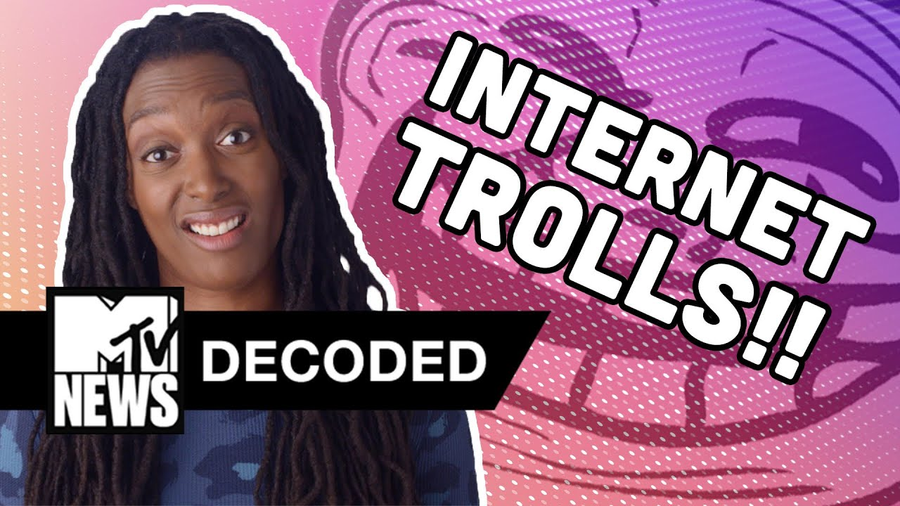 How to Deal w/ Racist Trolls | Decoded | MTV News