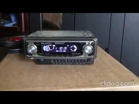 pioneer dehp3600  youtube