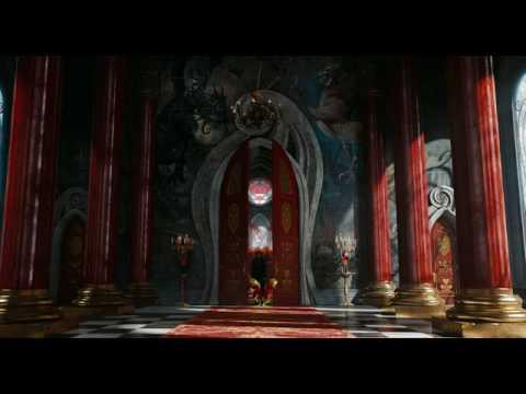 Аліса в Країні Чудес / Alice in Wonderland. Офіційний трейлер