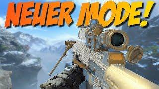 Knife only im neuen Abgespeckt Sniper Mode in Black Ops 4