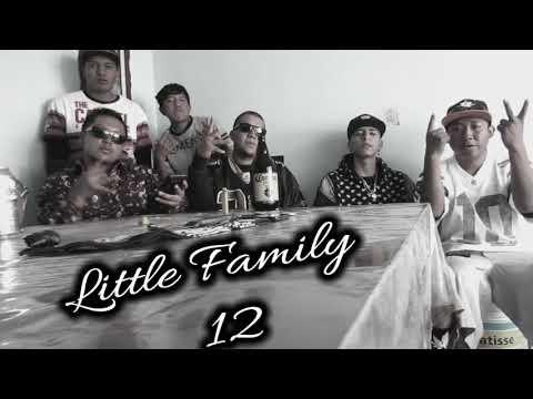 LA VIDA QUE VIVO _ CRAZZY RAPPER(LITTLE FAMILY 12) VIDEO OFFICIAL 2018