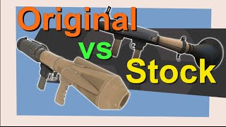TF2: Original vs Stock: What's the Difference?