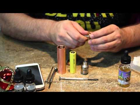 How to Clean a Mechanical Mod