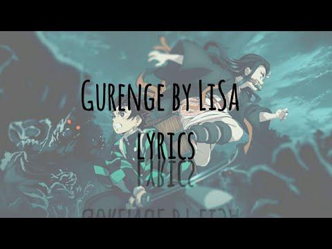 Demon Slayer: Kimetsu No Yaiba Opening Full With Lyrics Lisa Gurenge