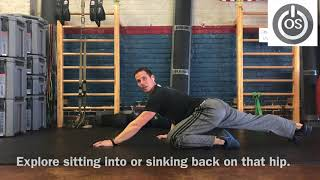 Rotating for Healthy Hips