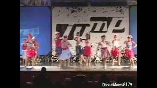 """Boogie Woogie Bugle Boy"" - Abby Lee Dance Company 2010 (FULL)"