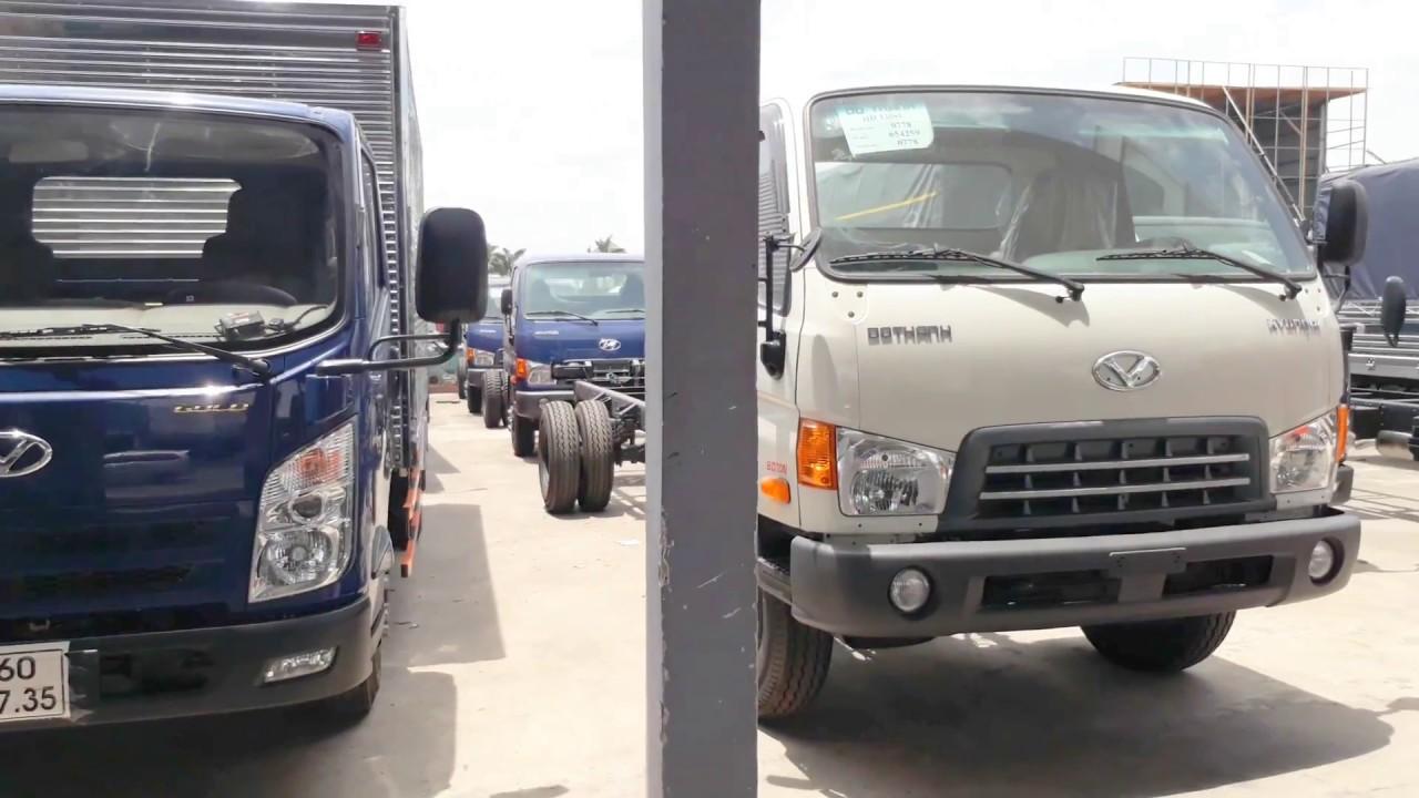 Báo giá xe tải IZ65 3.5 tấn thùng kín. Giảm giá mạnh. LH 0909 562 512 - YouTube