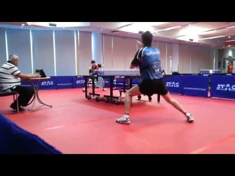 David Powell vs Chi Wang Wong [2014 Mounties Invitational]