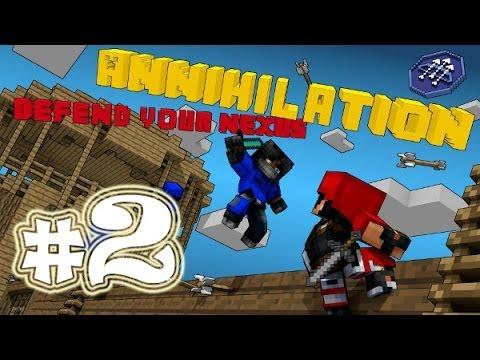 Survival Games - Annihilation [2.Diel] Konečne WIN !!! [Sk/Cz]