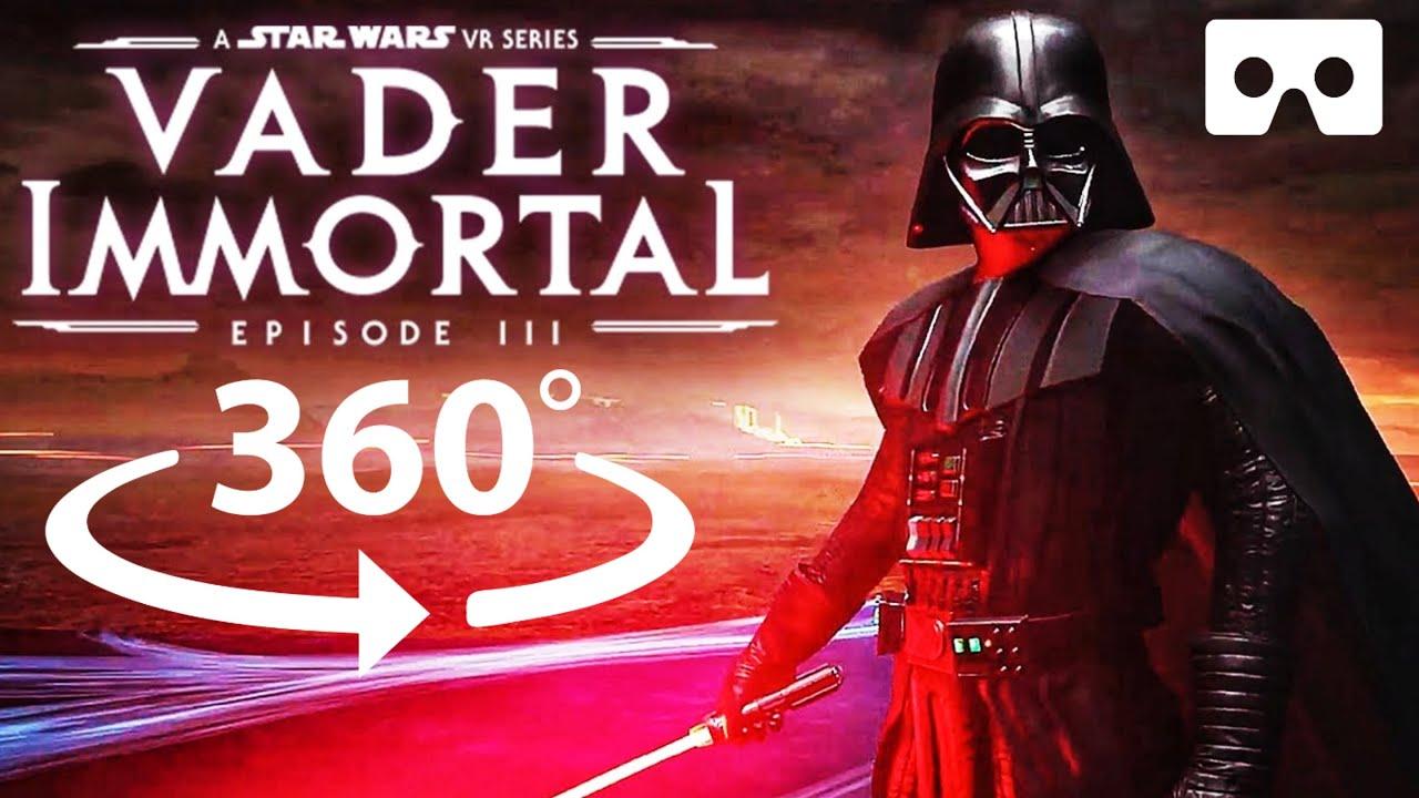 360° STAR WARS Story VADER IMMORTAL in VR EPISODE 3