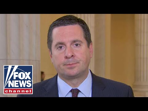 Nunes reacts to reports of Cohen&39;s meetings with Schiff