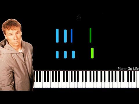 Backstreet Boys - Shape Of My Heart - Piano Tutorial