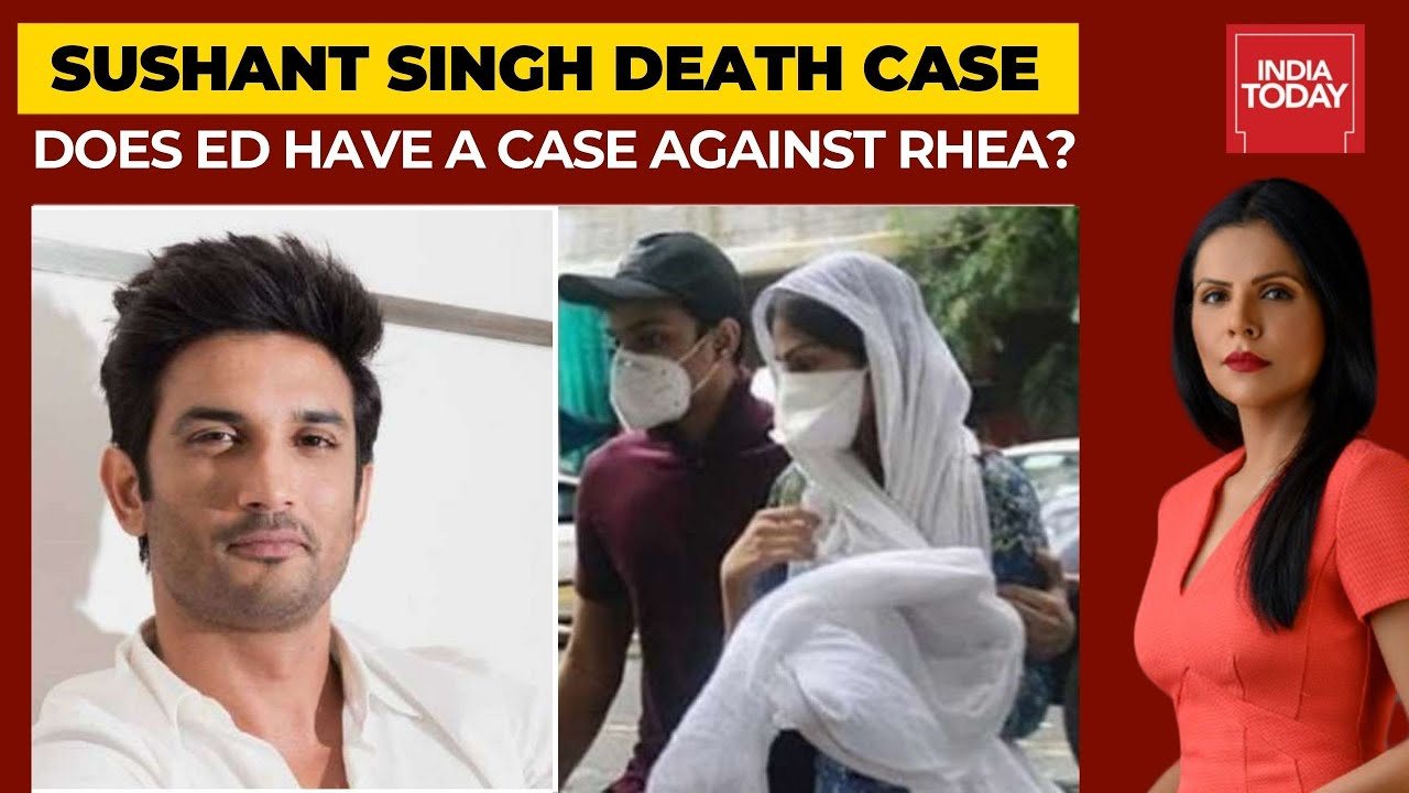 Sushant Death Case: Does ED Have A Case Against Rhea Chakraborty? | To The Point