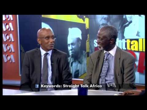 Straight Talk Africa - U..S. Policy Toward Africa: Promoting Democracy and Rule of Law